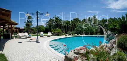 Dream vacation in luxury, in the elegant villa with pool and guesthouse