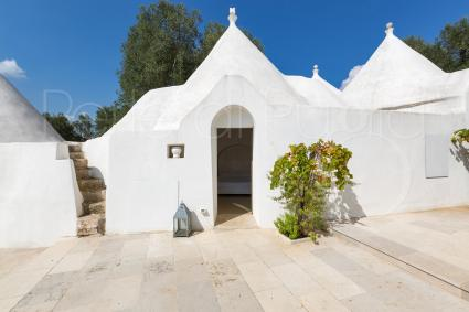 Trullo Gelso: 5th master bedroom with private bathroom