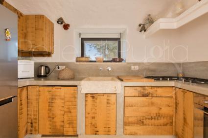 trulli e typical houses - Ostuni ( Brindisi ) - Trullo Luna (3 Bedrooms)