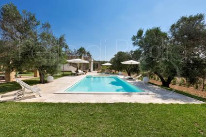 luxury villas - Pescoluse ( Leuca ) - La Serrazza