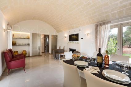 ville di lusso - San Michele Salentino ( Brindisi ) - Villa Bijou