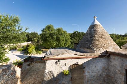 The authentic beauty of the trulli