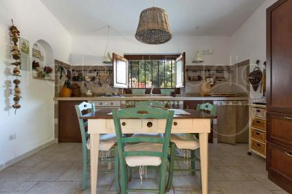The habitable built-in kitchen