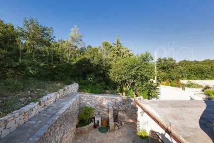 trulli e typical houses - Alberobello ( Bari ) - U Fragn