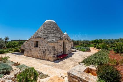 Luxusvillen - Ostuni ( Brindisi ) - Le Ali Bianche (Extra Luxus Ferienvilla)