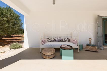 luxury villas - Torre Guaceto ( Brindisi ) - Villa Torre Guaceto
