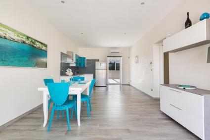 Villen - Torre Guaceto ( Brindisi ) - Villa Evi