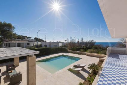 country houses - Torre Suda ( Gallipoli ) - Villa Miramare