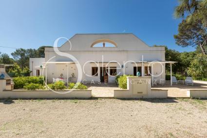 kleinen villen - Santa Caterina ( Gallipoli ) - Villa Le Cicale