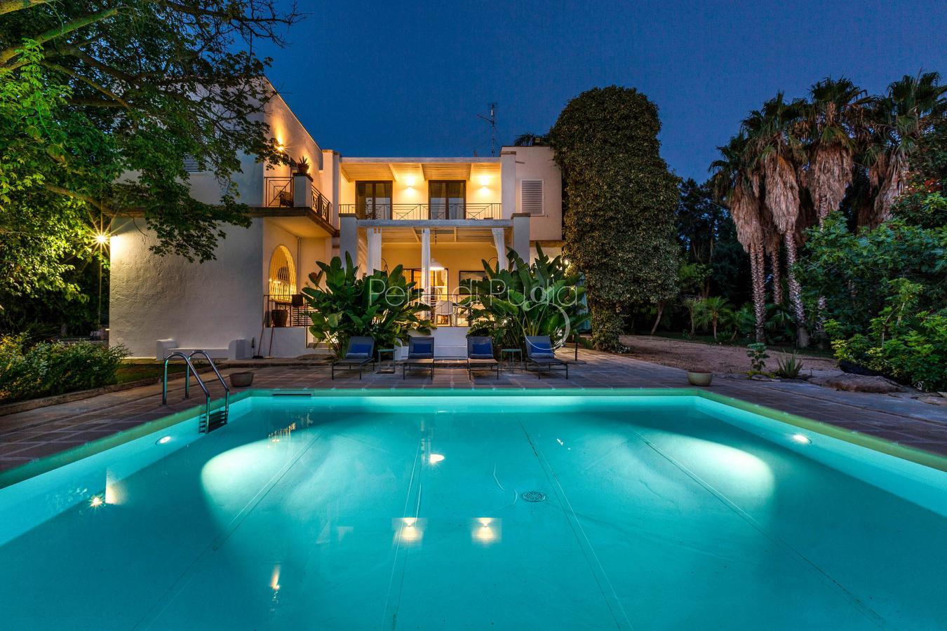 luxury villas - Alezio ( Gallipoli ) - Villa Casablanca (Extralusso)