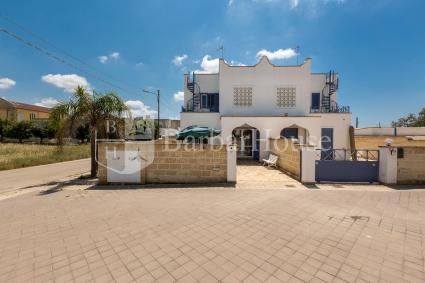 Holiday home for rent in Salento near the sea of Torre Lapillo