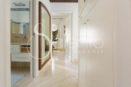 Furniture and curtains, everything is balanced in the beautiful villa
