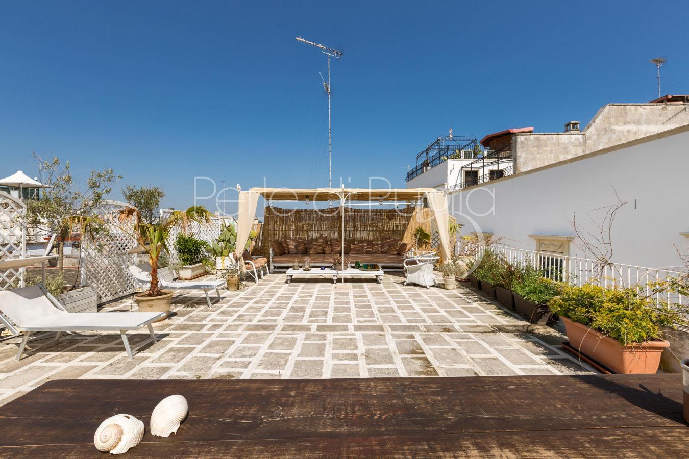 Trulli - Otranto - Porta d`Oriente - 4 Zimmer Apartment