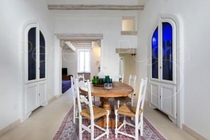 Elegant apartment in the historic center of Otranto, for holidays in Puglia