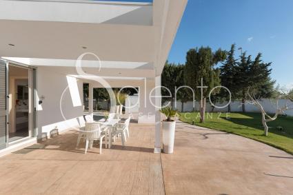 Ferienhauser - Torre Lapillo ( Porto Cesareo ) - Villa Espada | Bilocale Aura