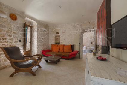 trulli e typical houses - Ostuni ( Brindisi ) - Trullino Cavallerizza