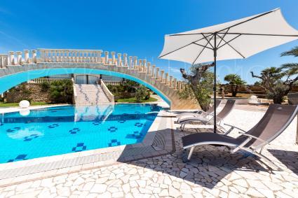 Luxusvillen - Sannicola ( Gallipoli ) - Villa Flo