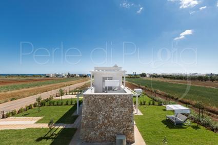 Penthousewohnungen mit Panoramablick | Perla Saracena Luxury Suites