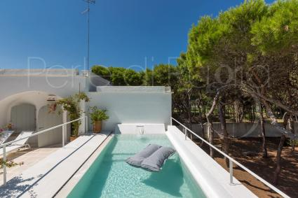 Luxusvillen - Roca ( Otranto ) - Masseria Villa