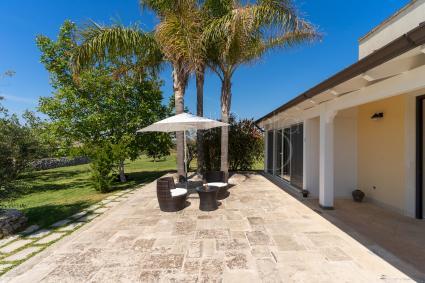 Villen - Torre dell`Orso ( Otranto ) - Tenuta degli Ulivi