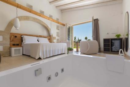 Bed and Breakfast - Otranto ( Otranto ) - Masseria Longa | Camera Tramontana