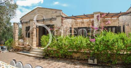 Bed Breakfast - Uggiano La Chiesa ( Otranto ) - Casa Ulmi - Ibiscus (Mono n. 2D)