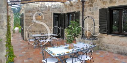 Bed Breakfast - Uggiano La Chiesa ( Otranto ) - Casa Ulmi - Lavanda (Mono n. 2C)