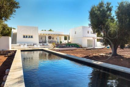 Villa for rent in Torre Guaceto, for up to 8 guests